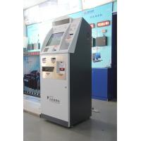 China Multi language Automated Parking Payment Systems Self Payment Kiosk Machine on sale