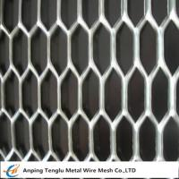 Buy cheap Hexagonal Expanded Metal Mesh |Raised Type by Stainless Steel/Carbon Steel/Aluminum from Wholesalers