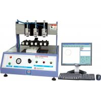 Buy cheap Computer Controlled LCD Touch Panel Tester , Touch Screen Click Scribing Test Machine from wholesalers