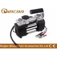 Buy cheap 150 PSI 12V Portable Air Compressor pump for tyre inflation from wholesalers
