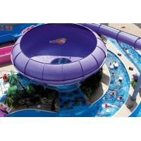 Buy cheap Customized Combine Slide Fiberglass Water Slide For Water Park Equipment from wholesalers