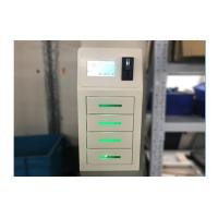Quality CE FCC Bar Restaurant Free Pay Mobile Phone Charging Machine with 4 Lockers wholesale