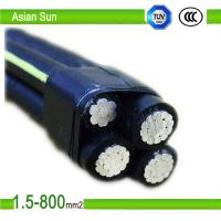 Buy cheap 1KV XLPE Insulation, Aluminum Alloy Conductor ABC Aerial Bunch Cable from wholesalers