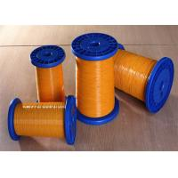 Buy cheap Colored CLASS F Triple Insulated Wire 0.2 - 1.0 mm Colored Copper Wire from Wholesalers