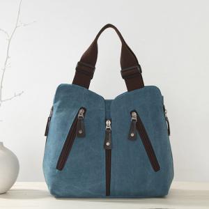 Buy cheap 2015 fashion lady canvas handbag wholesale storage organize bolsas femininas bolso de mano from Wholesalers