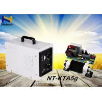 Buy cheap Air Cooling 3G 5G Commercial Ozone Generator For Hotel Air Purifier from wholesalers