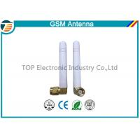 Buy cheap Quad Band GSM GPRS Rubber Duck Antenna / Rod Portable Wifi Antenna from Wholesalers