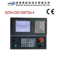 Buy cheap 4 Axis Lathe Machine Controller With Analog voltage output of 0~10V in two channels from Wholesalers