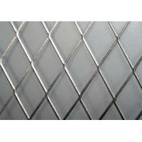 Buy cheap Galvanized Expanded Metal Mesh, SWD4mm*LWD: 8mm diamond shape, Thickness: 0.5mm from Wholesalers