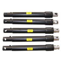 Buy cheap Ductile iron Single acting Welded Hydraulic Cylinder for Snow Plow from Wholesalers