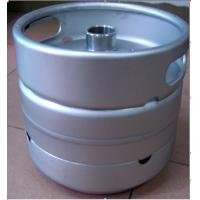 China 10L  Slim beer keg with micro matic spear for beer brewing use on sale