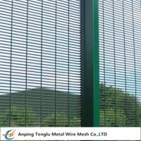 Buy cheap Anti-Climb Weld Mesh Prison Wire Mesh Fencing With 3