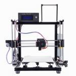Buy cheap Fastest Aluminum diy Desktop 3d printer machine , More Stable 3 dimensional Printer from Wholesalers