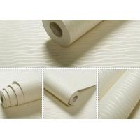 Quality Peelable Self Adhesive Wall Covering For Home Decoration , Custom Removable Wallpaper for sale
