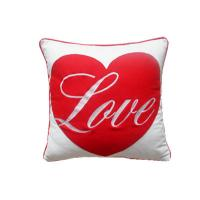 Buy cheap Oversized Seat Letter Throw Pillows Heart-Shaped / Cotton Throw Pillows from Wholesalers