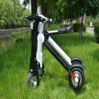 Quality Popular K Style Electric Foldable Bicycle with Motorized Brake and bluetooth wholesale
