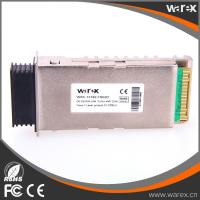 Buy cheap High Quality X2 10G 1310nm 220m compatible 3rd party fiber modules from wholesalers