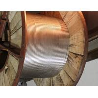 Buy cheap Seamless Duplex Stainless Steel Coil Tubing S32205 Coiled Capillary Tubing from Wholesalers