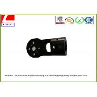 Buy cheap Black Anodization Precision Turned Components , CNC Turning Milling Aluminium Parts from Wholesalers