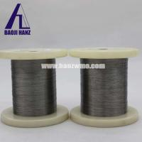 China Price nitinol wire rope price per kg polished or black surface as customer requirement on sale