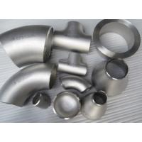 Buy cheap stainless 347 pipe fitting elbow weldolet stub end from Wholesalers