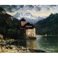 Buy cheap Impressionist(3830) Chateau du Chillon from Wholesalers