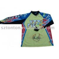 Buy cheap Recommend Product long sleeve motorcycl jersey from wholesalers