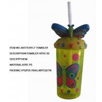 GIFTS BUTTERFLY TUMBLER