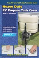 Buy cheap Propane Tank Covers with Easy Access Door, Colonial White from Wholesalers