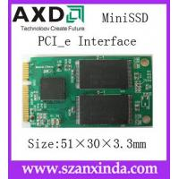 Buy cheap IDE Mini PCIE SSD from Wholesalers