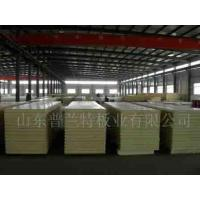 Buy cheap PU color steel garage door panel shstems from Wholesalers
