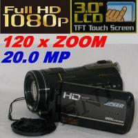 """Buy cheap 3"""" FULL HD 1920 x 1080P 20MP CAMCORDER CAMERA HD120Z from Wholesalers"""