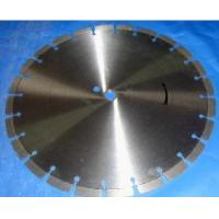 Buy cheap Laser-welded diamond saw blades from Wholesalers