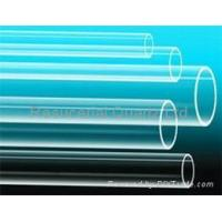 Buy cheap High Ozone Clear Fused Quartz Tube from Wholesalers