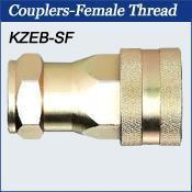 ISO 7241A Series Couplers-Female Thread