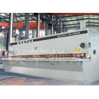 Buy cheap QC11Y16*6000shearingmachine from Wholesalers