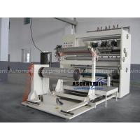 Buy cheap PT Series Double-station Slitting Machine,TTR film slitter,rewinding machine from Wholesalers
