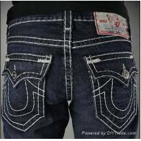 Buy cheap True Religion Men's Ricky Super T - Round Up jeans(Wholesale -Paypal) from Wholesalers