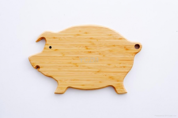 Pig Board For Sale Yczm Pig Chopping Board