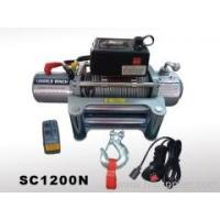 Buy cheap ATV&UTV winches SC12000N(12V/24V) from Wholesalers