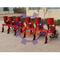 Buy cheap Seeding Machine Series 6 rows corn planter cum fertilizer from Wholesalers