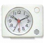 Quality Analog Alarm Desk Clock, Suitable for Travel, OEM Orders are Welcome for sale