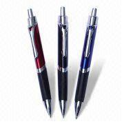 Buy cheap TL2095 Ballpoint Pens, Made of Copper, Customized Logos are Accepted from Wholesalers