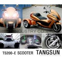 Buy cheap 200cc Tricycle Scooter,EEC Scooter;3 Wheel Scooter,Three Wheel Scooter from Wholesalers