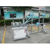 Buy cheap N95 Cup Face Mask Machine Fully-Auto Cup Mask Covering Piece Making Machine from Wholesalers