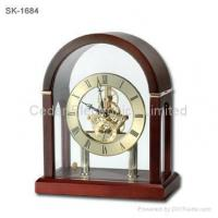 Buy cheap Classic Desk Skeleton Clock from Wholesalers