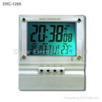 Buy cheap Radio Controlled Alarm Clock with Digital Calendar from wholesalers