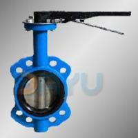 Buy cheap RubberLinedButterflyValve from Wholesalers