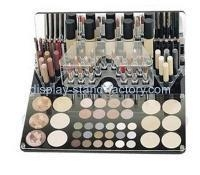 Quality Acrylic display stand manufacturers customize acrylic makeup drawer organizer NMD-175 for sale