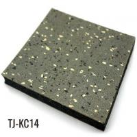 Buy cheap 1 Sports Weight Room Gym Rubber Floor Tiles from wholesalers